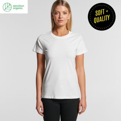 Maple Organic Tee (Retail Quality) Thumbnail