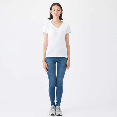 Softstyle Ladies V Neck Tee Thumbnail